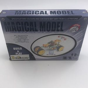 New magical model iron commander build and play